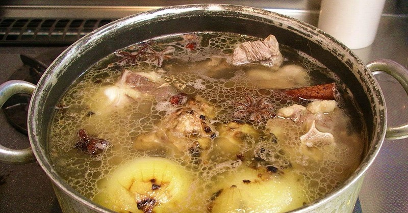 Выглядит словно обычный суп! Но то, что я узнал об этом блюде…..
