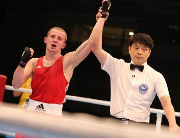 Боксер из Кривого Рога в Баку отвоевывает путевку на Олимпийские игры