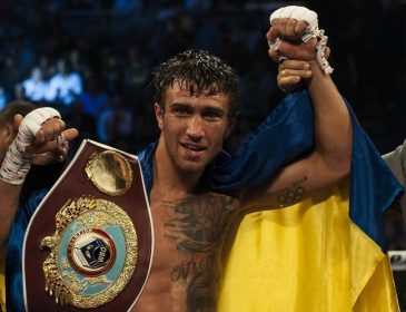 Ломаченко стал чемпионом мира по версии WBO