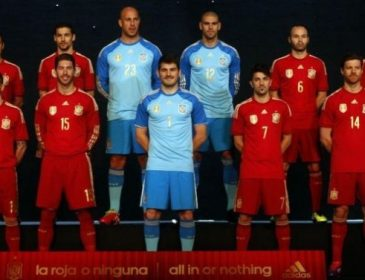 Сборная Испании дома проиграла Грузии перед Евро-2016