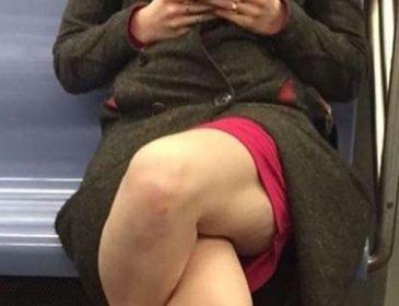 Что с ногами этой женщины: а вы так можете?