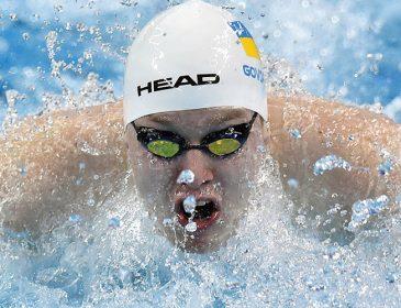 Украинский пловец установил два рекорда на турнире в Монте-Карло