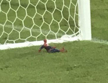 Человек-паук помог Камеруну выйти в финал Кубка Африки (фото)