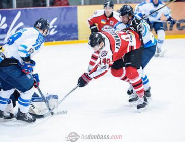 ХК «Донбасс» вышел в финал Украинской хоккейной лиги