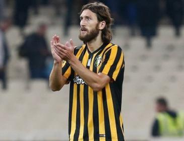 Чигринский помог АЕКу выйти в финал Кубка Греции