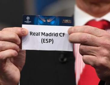 В Испании заподозрили фальсификации при жеребьевке Лиги чемпионов