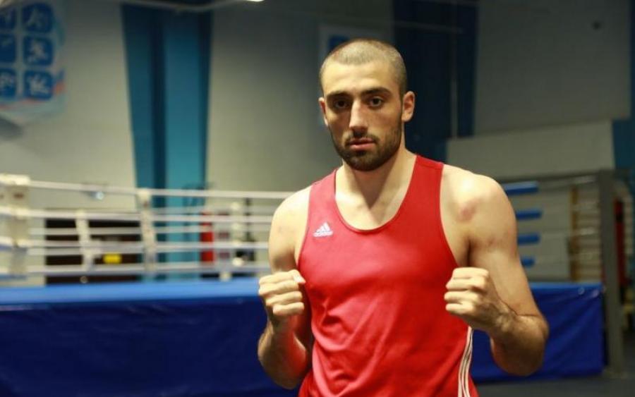 Российского боксера не пустили в Украину
