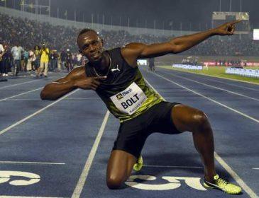 Лучший спринтер мира Усэйн Болт будет тренироваться с «Боруссией»