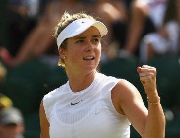 Лучшая теннисистка Украины пробилась в четвертый раунд Уимблдона