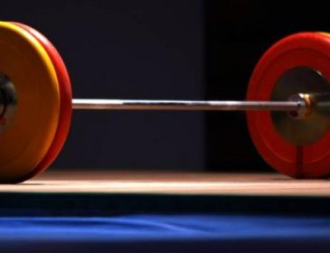На Чемпионате Украины среди молодежи тяжеловесы Львовщины заняли четвертое место