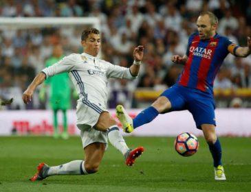 Лидер Барселоны не сыграет с Реалом в ответном матче за Суперкубок Испании