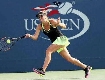 Лучшая теннисистка Украины с победы стартовала на US Open