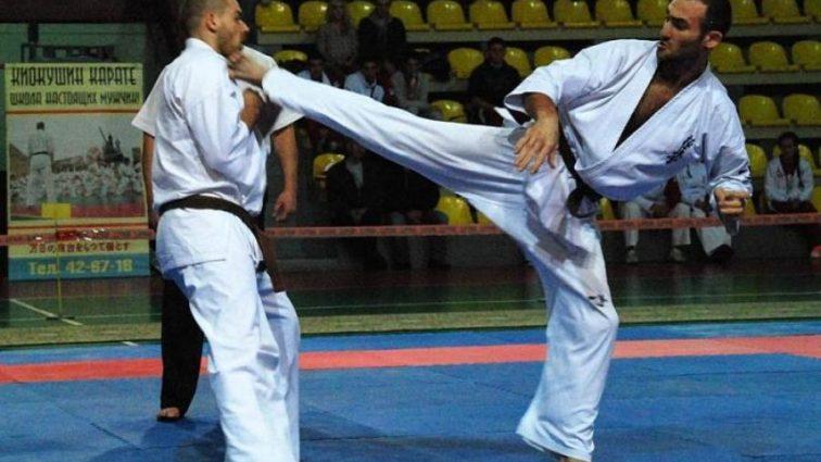 Украина завоевала три золота и две бронзы на Кубке Европы по каратэ