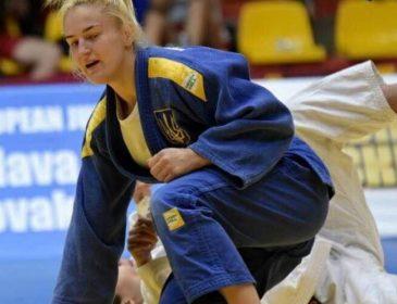 Украина получила два золота на чемпионате Европы по дзюдо