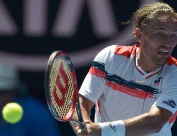 Долгополов одержал третью победу на US Open