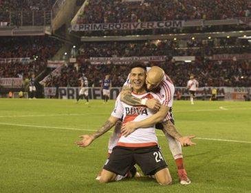 «Ривер Плейт» стал самой результативной командой в истории Кубка Либертадорес