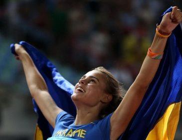 Легкоатлетка Юлия Левченко — лучшая спортсменка в Украине по итогам августа