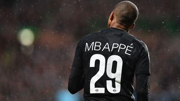 Мбаппе в матче против «Селтика» установил сразу два достижения в Лиге чемпионов