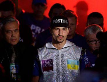 Украинский боксер включен в ТОП-3 престижный рейтинг