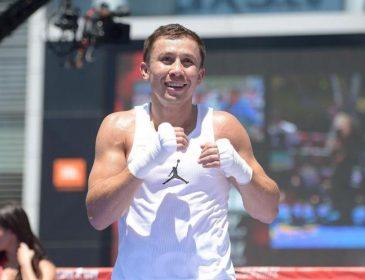 Головкин рассказал, сколько еще собирается боксировать