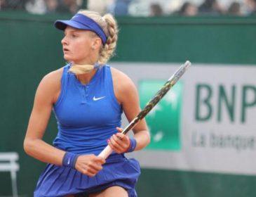Украинские теннисистки вышли в полуфинал престижного турнира