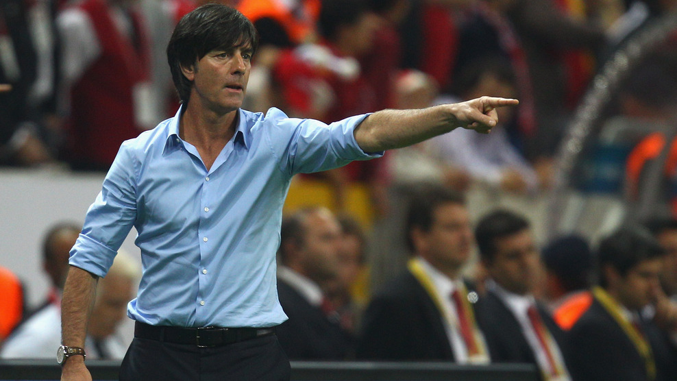 Лев жалуется на проблемы в защите сборной Германии