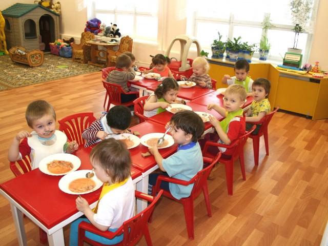 В Украине изменены нормы Санитарного регламента для детских садов