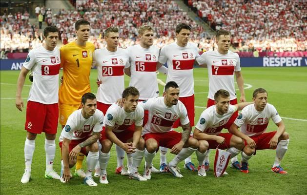 Уже известен состав сборной Польши на Евро-2016