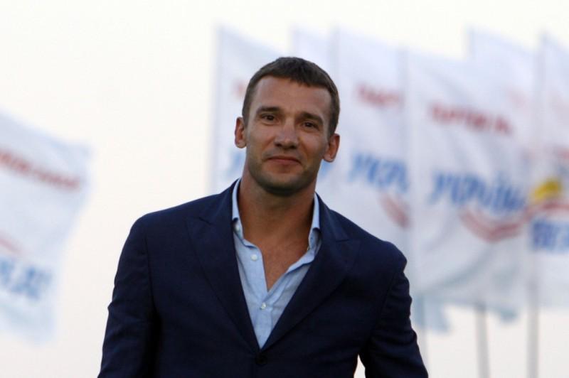 Рекорд Шевченко в сборной Украины держался больше 20 лет