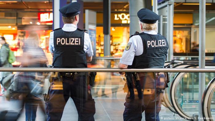 Во время «Евро-2016» полиция Германии усилит меры контроля