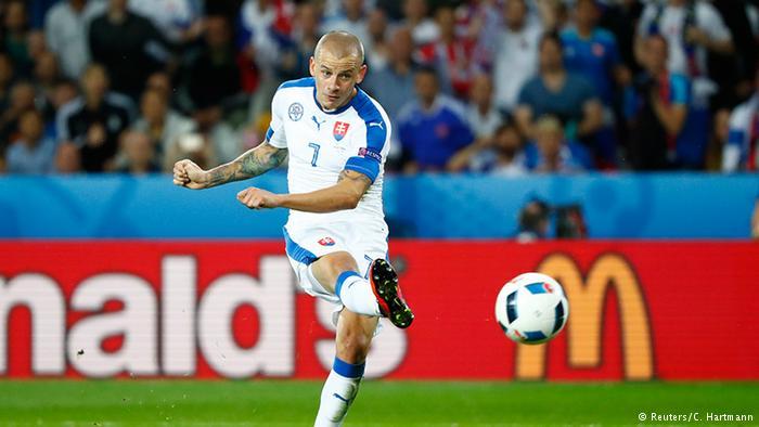 «Евро-2016» Словакия победила Россию 2: 1