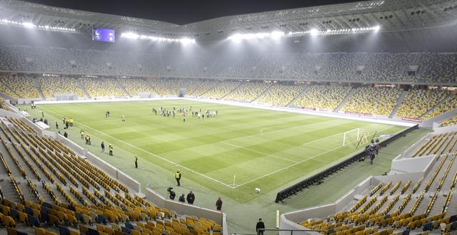 «Карпаты» хотят продолжить играть на «Арене Львов»
