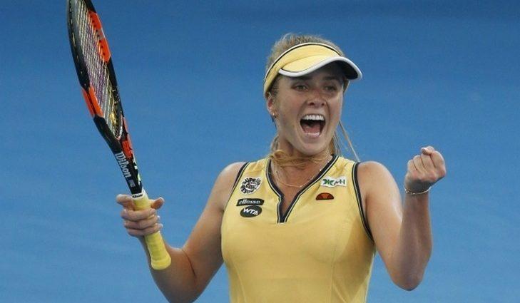 Украинская теннисистка похвасталась Селфи с легендой футбола на Уимблдоне
