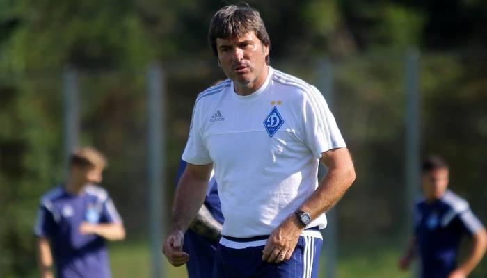 В Динамо будет работать испанский тренер