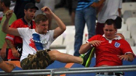 29 российских болельщиков поедут домой через драки на Евро-2016