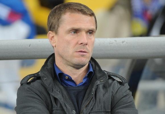 Ребров может возглавить сборную Украины