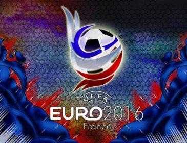 Евро-2016. Завершен первый тайм. Результаты.