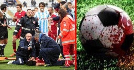 Шок: аргентинский футболист убил судью из-за красной карточки