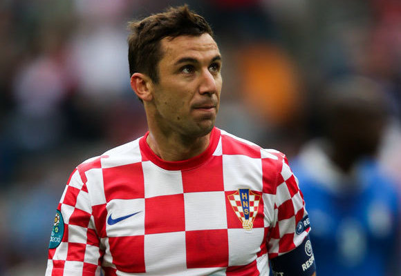 Дарио Срна извинился перед хорватскими болельщиками