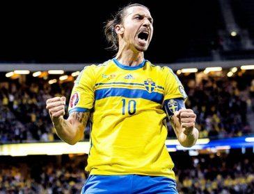 «Я люблю тебя, Швеция». Ибрагимович трогательно попрощался со своей сборной