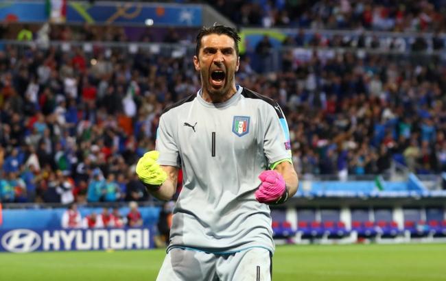 Италия — Швеция: онлайн-трансляция матча Евро-2016