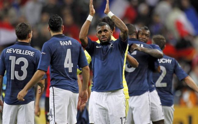 Франция — Албания: онлайн-трансляция матча Евро-2016