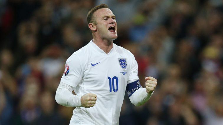 Руни не собирается завершать карьеру в сборной Англии