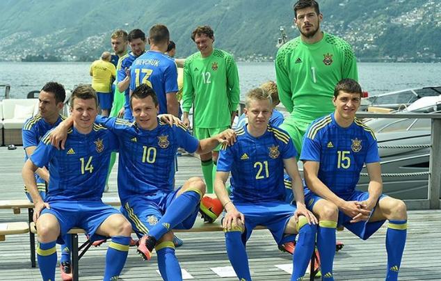 «Сине-желтые» НАСТРОЕНИЕ. КАК СБОРНАЯ УКРАИНЫ ПРОВОДИТ последние дни перед ЕВРО-2016