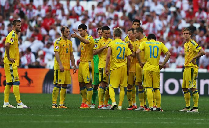 Иван Гецко: Сборная Украины съездила на курорт