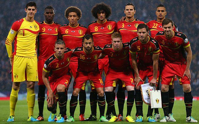 Откуда в сборной Бельгии столько талантов