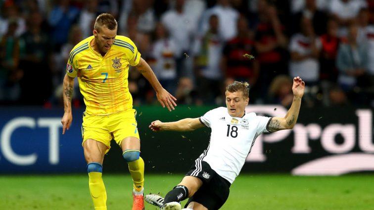 Украина-Германия: проиграли битву, но не войну