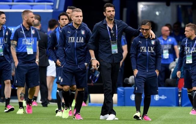 Италия — Ирландия: онлайн-трансляция матча Евро-2016