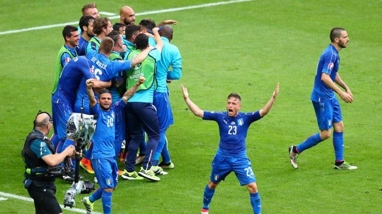 Италия — Испания: Команда Конте отправляет домой действующих чемпионов Европы