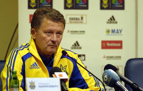 Мирон Маркевич не хочет тренировать сборную Украины